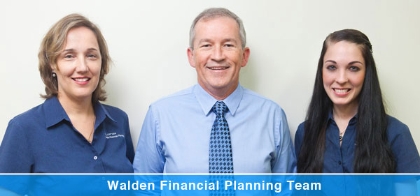Cairns Financial Planners - Drew Walden and his team